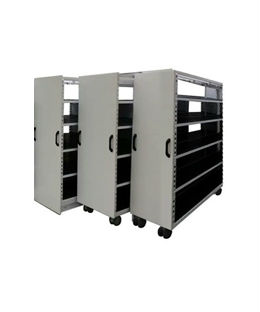 increasing-storage-with-mobile-shelving