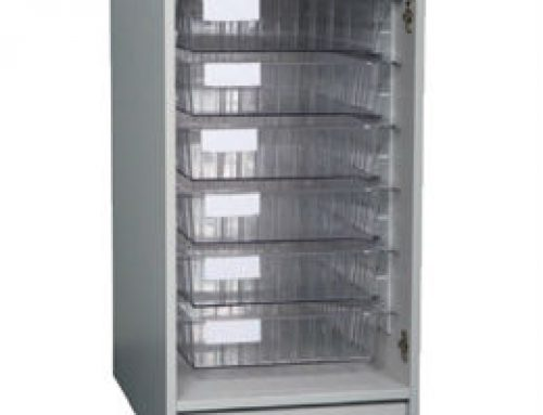 Novalok excels in Medical Shelving Systems