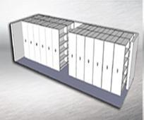 Double your storage capacity within the same footprint as traditional shelving systems. Provide up to 240 linear metres of storage in the same floor footprint as traditional shelving. A 100% increase!!