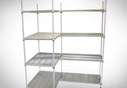 cold food storage, cold room shelves, cool room shelves, coolroom shelving, food storage shelving units, food storage units