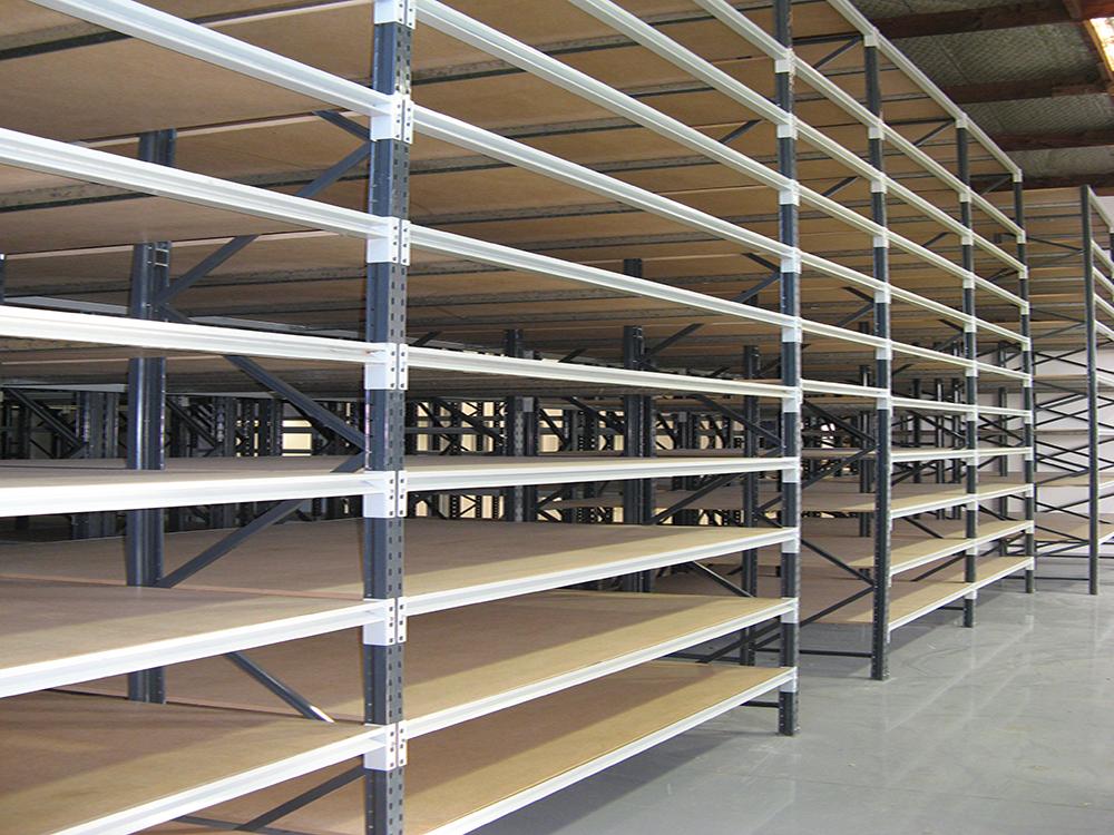 industrial modular shelving