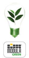 Modular Green Logo
